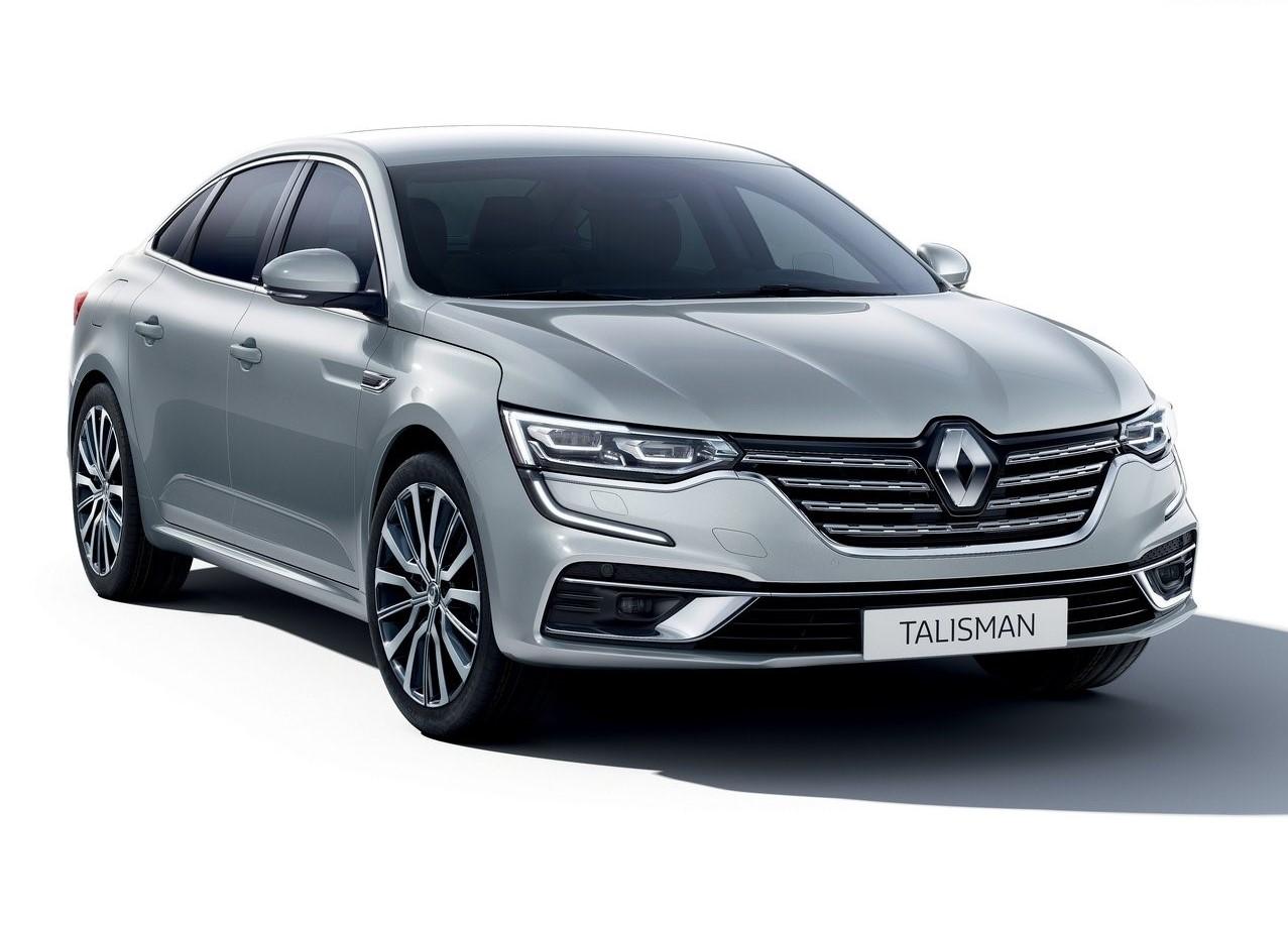 Makyajlı 2020 Renault Talisman Motor Seçenekleri
