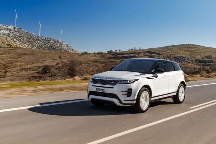 Yeni Range Rover Evoque En İyi Kompakt SUV