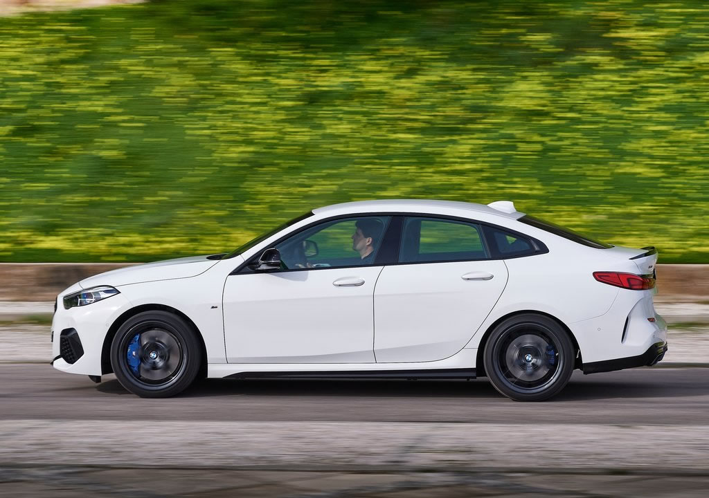 2020 BMW M235i xDrive Gran Coupe Fotoğrafları