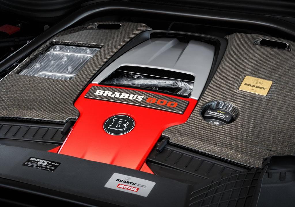 2020 Brabus 800 Adventure XLP Motoru