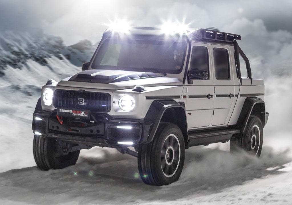 2020 Brabus 800 Adventure XLP Teknik Özellikleri