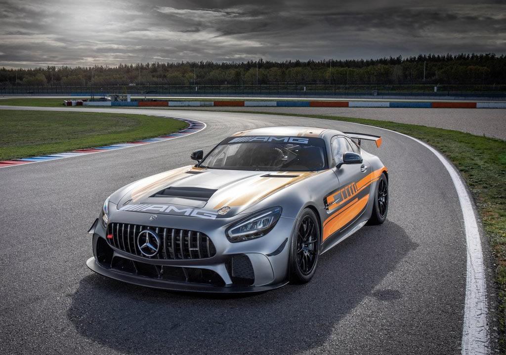 2020 Mercedes-AMG GT4 Teknik Özellikleri