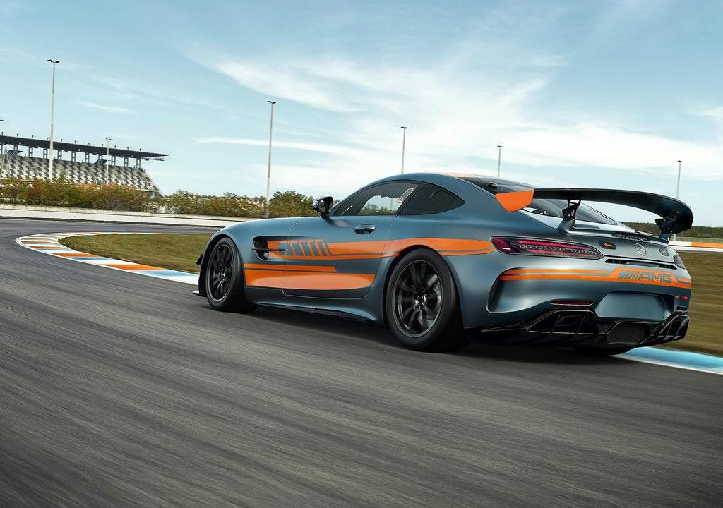 2020 Mercedes-AMG GT4 Fotoğrafları
