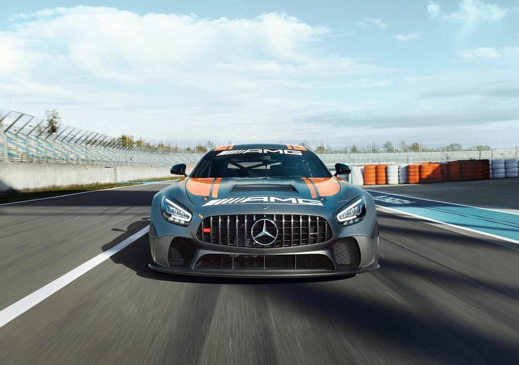 2020 Mercedes-AMG GT4 Türkiye