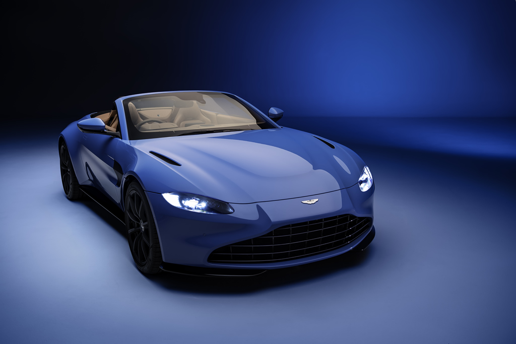2020 Yeni Aston Martin Vantage Roadster Fiyatı