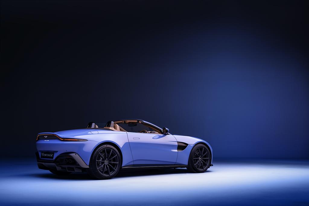 2020 Yeni Aston Martin Vantage Roadster Türkiye