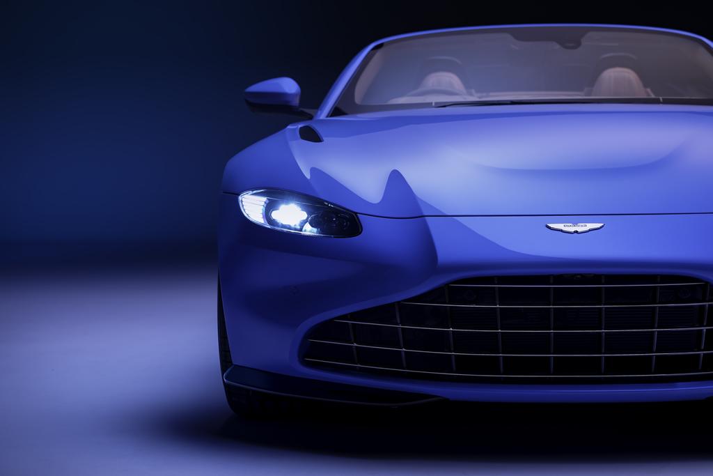 2020 Yeni Aston Martin Vantage Roadster Kaç Beygir?