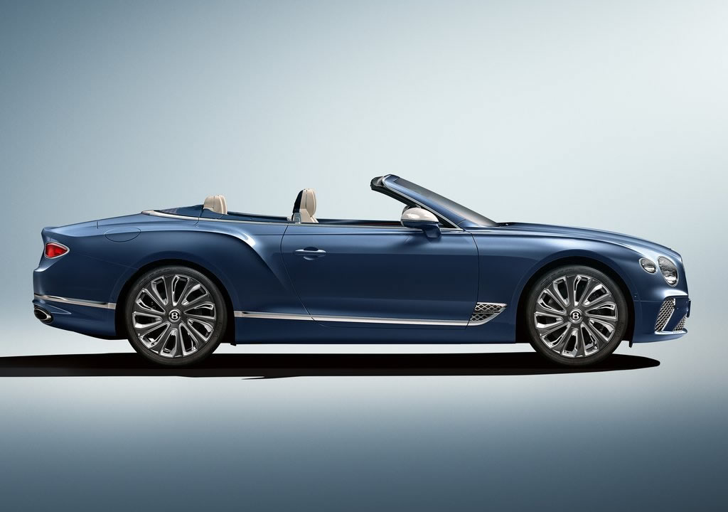 2020 Yeni Bentley Continental GT Mulliner Convertible Teknik Özellikleri