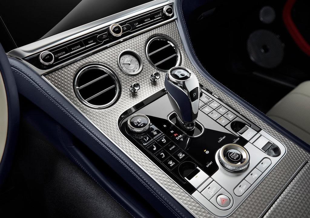 2020 Yeni Bentley Continental GT Mulliner Convertible Fotoğrafları