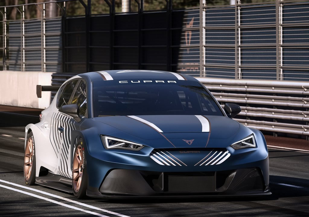2020 Yeni Cupra e-Racer