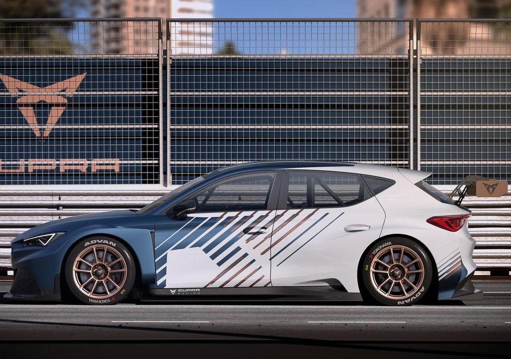 2020 Yeni Cupra e-Racer Fotoğrafları