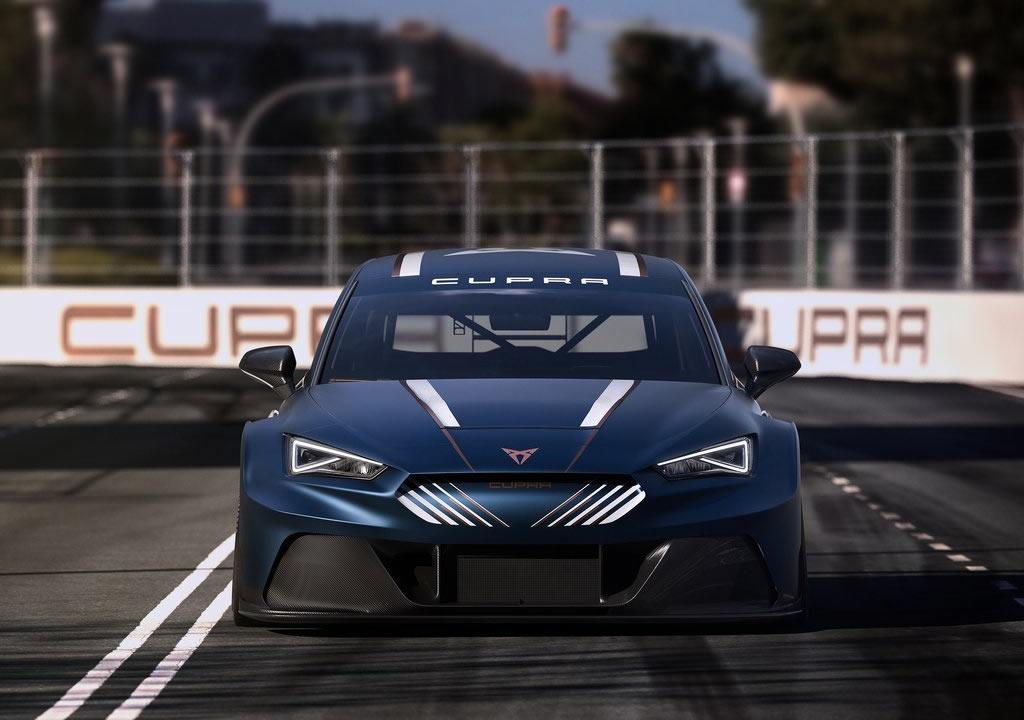 2020 Yeni Cupra e-Racer Menzili