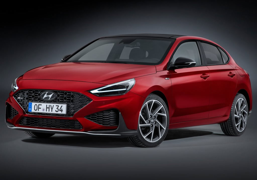 2020 Yeni Hyundai i30 Fastback