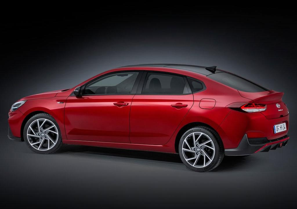 2020 Yeni Hyundai i30 Fastback Teknik Özellikleri