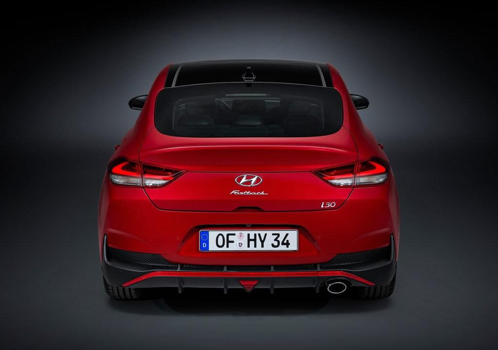 2020 Yeni Hyundai i30 Fastback Donanımları