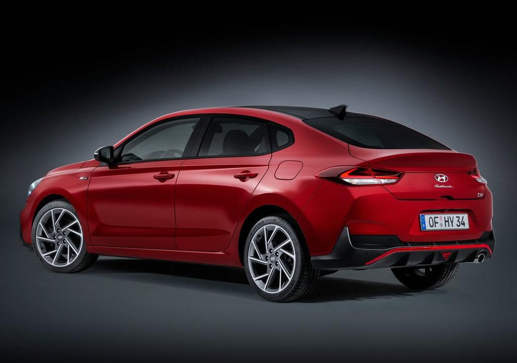 2020 Yeni Hyundai i30 Fastback Türkiye