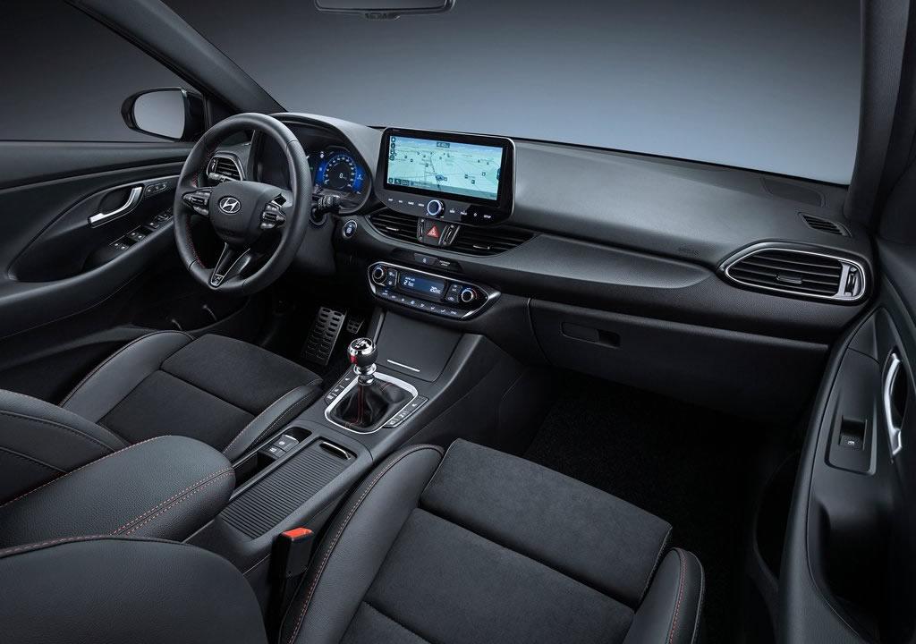 2020 Yeni Hyundai i30 Fastback Fotoğrafları