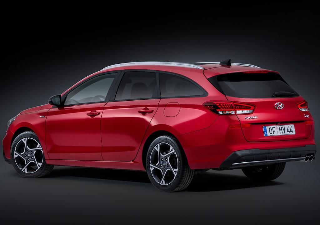 2020 Yeni Hyundai i30 Wagon