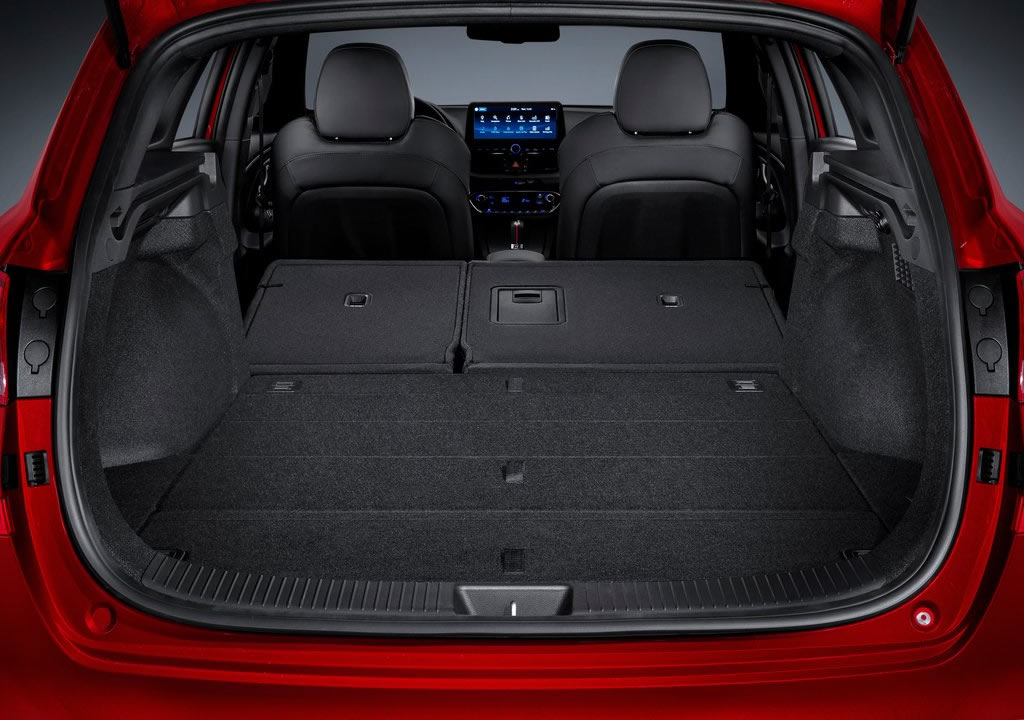 2020 Yeni Hyundai i30 Wagon Bagaj Alanı
