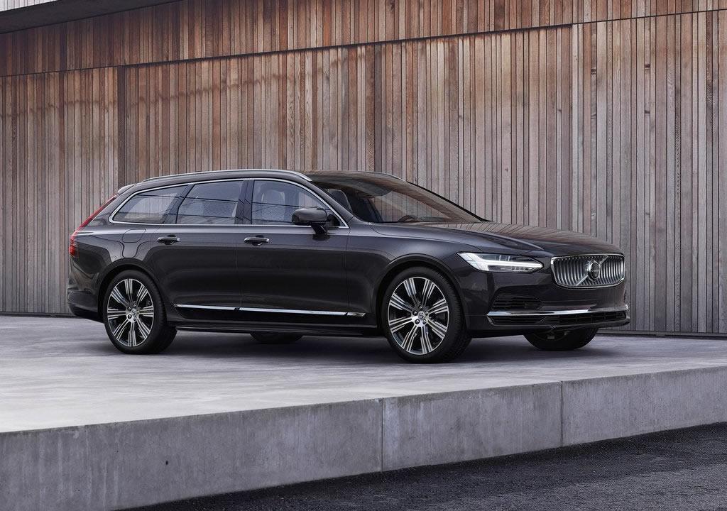 2020 Yeni Volvo V90