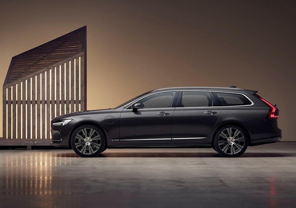 2020 Yeni Volvo V90 Fotoğrafları