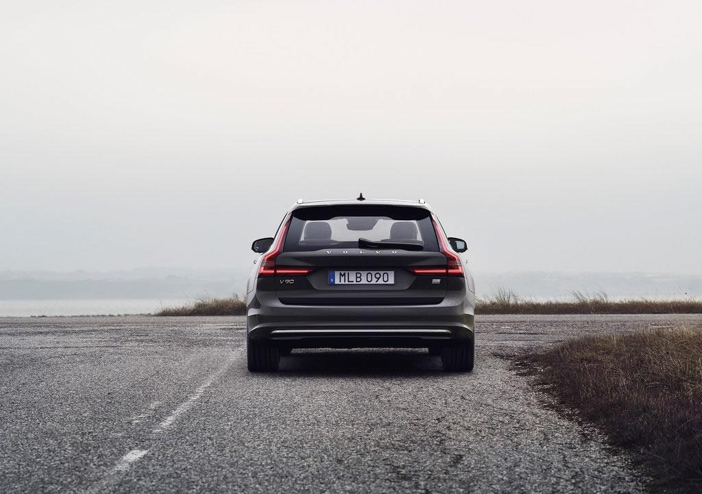 2020 Yeni Volvo V90 Türkiye