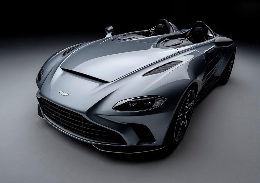 2021 Aston Martin V12 Speedster Özellikleri