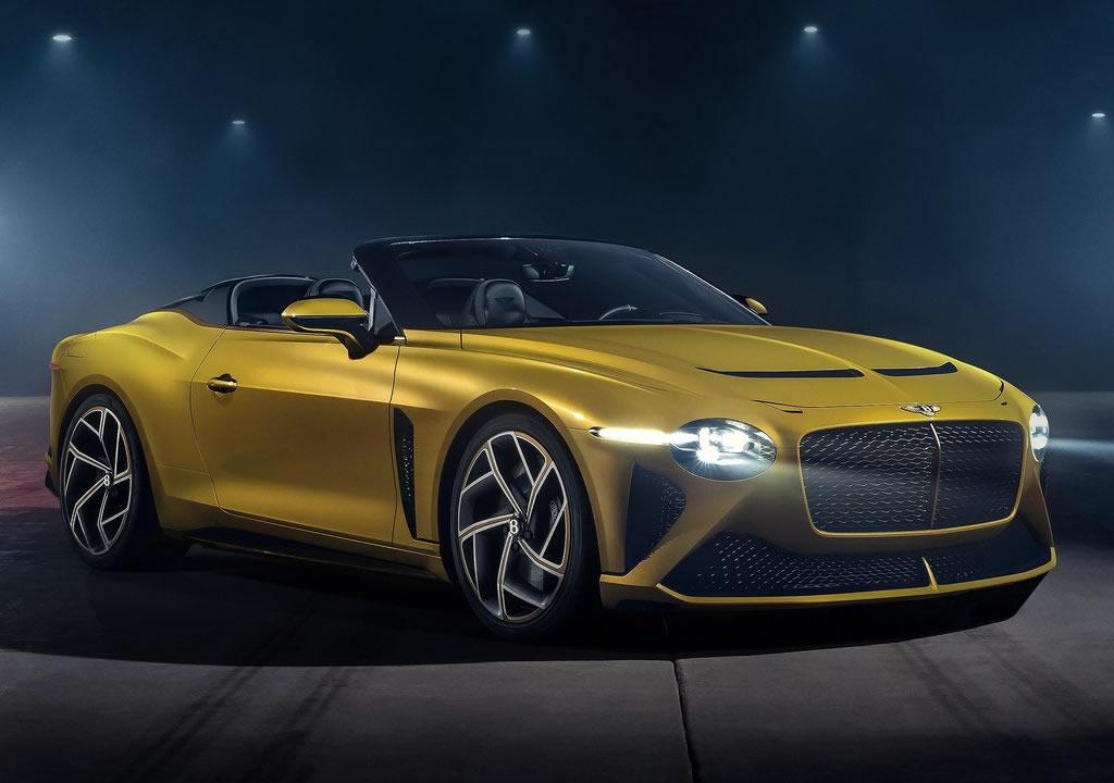 2021 Bentley Mulliner Bacalar Özellikleri