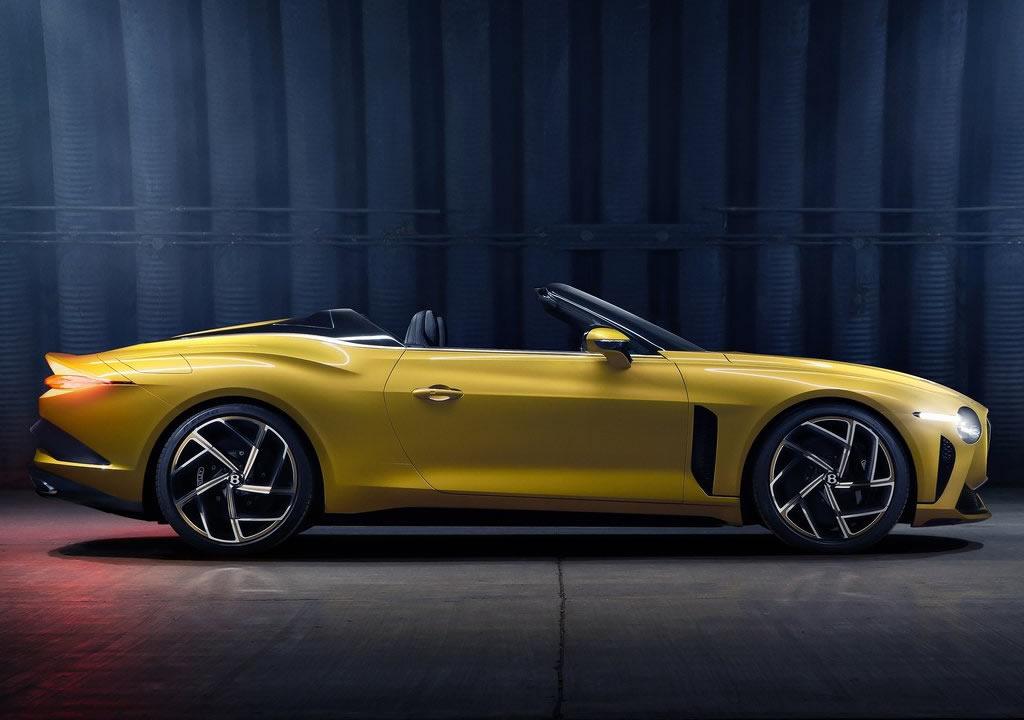2021 Bentley Mulliner Bacalar Teknik Özellikleri