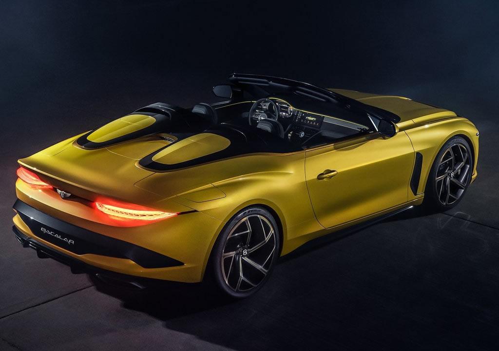 2021 Bentley Mulliner Bacalar