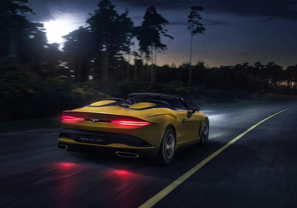 2021 Bentley Mulliner Bacalar Photos