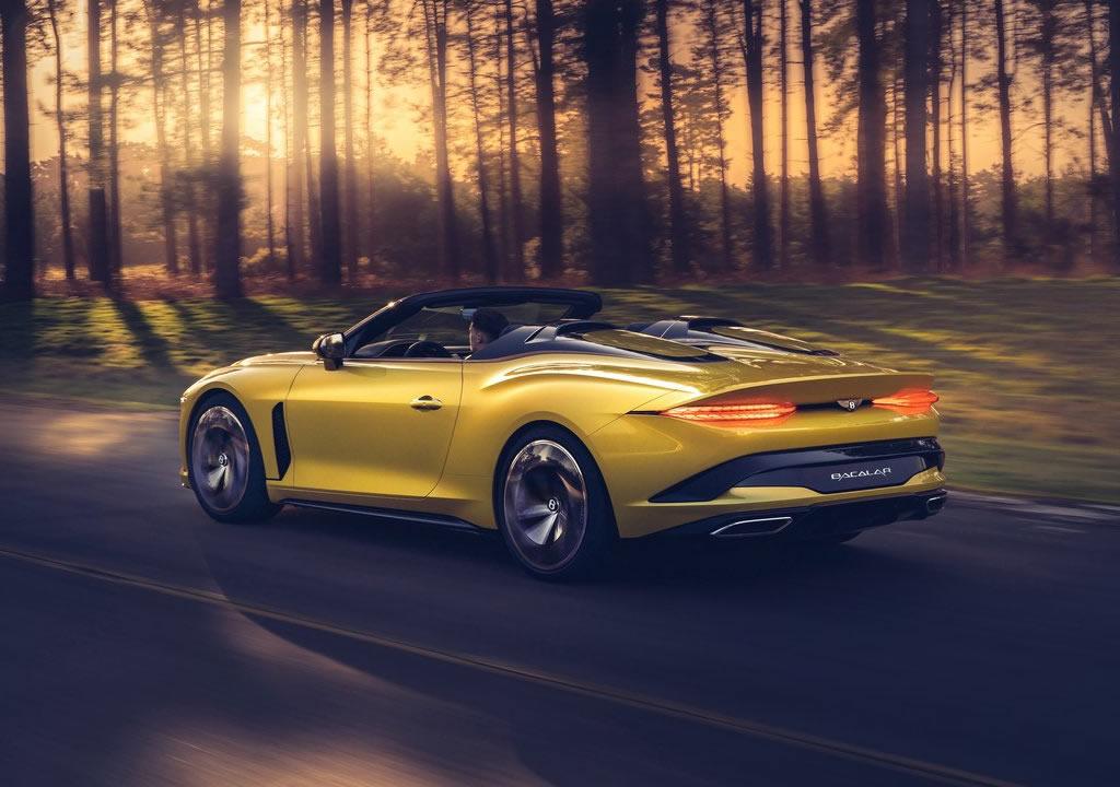 2021 Bentley Mulliner Bacalar Price