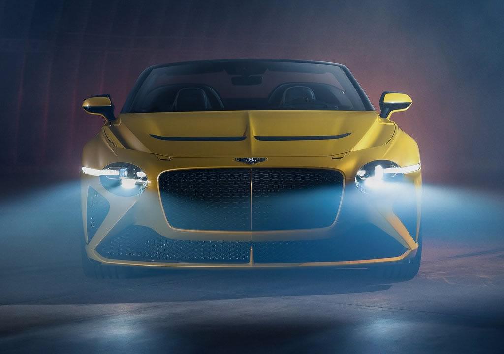 2021 Bentley Mulliner Bacalar 0-100 km/s
