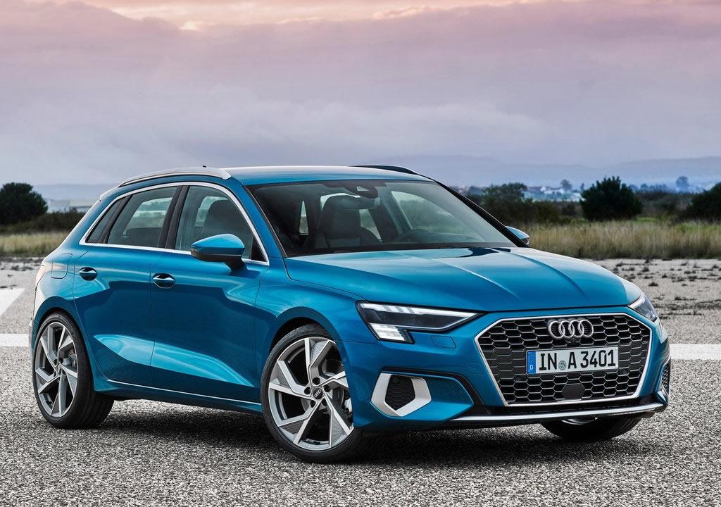 2021 Yeni Kasa Audi A3 Sportback (MK4) Özellikleri