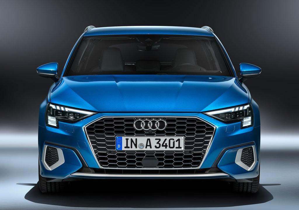 2021 Yeni Audi A3 Sportback