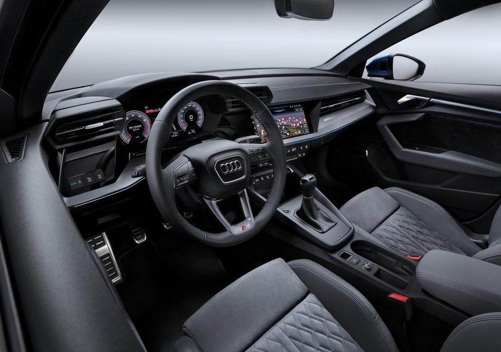 2021 Yeni Kasa Audi A3 Sportback Donanımları