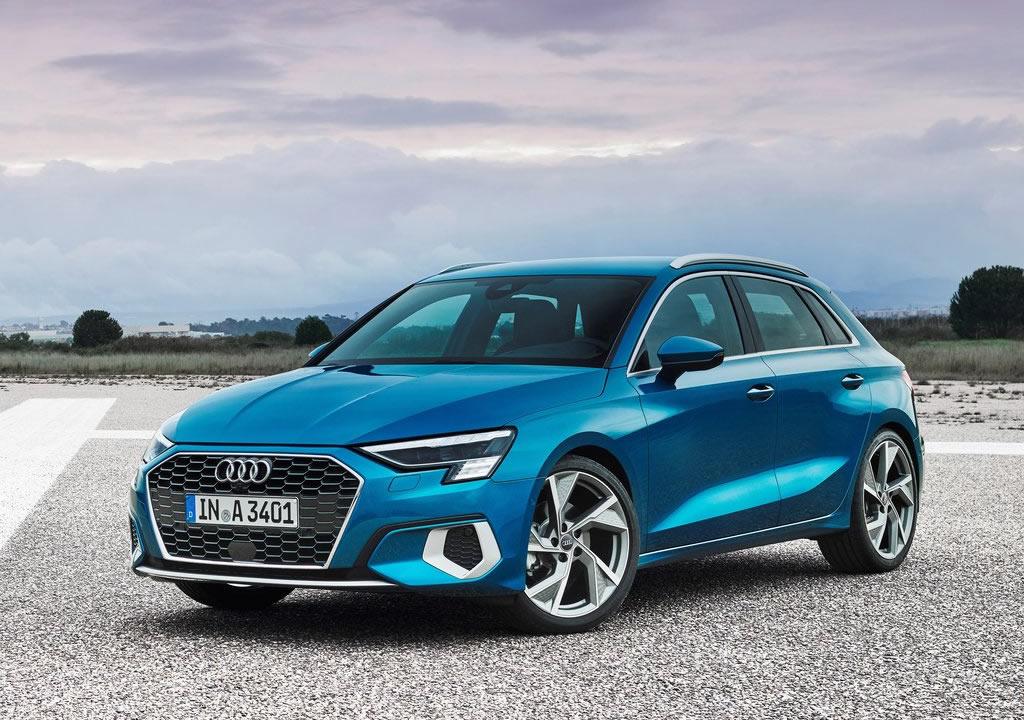 2021 Yeni Kasa Audi A3 Sportback (MK4) Teknik Özellikleri