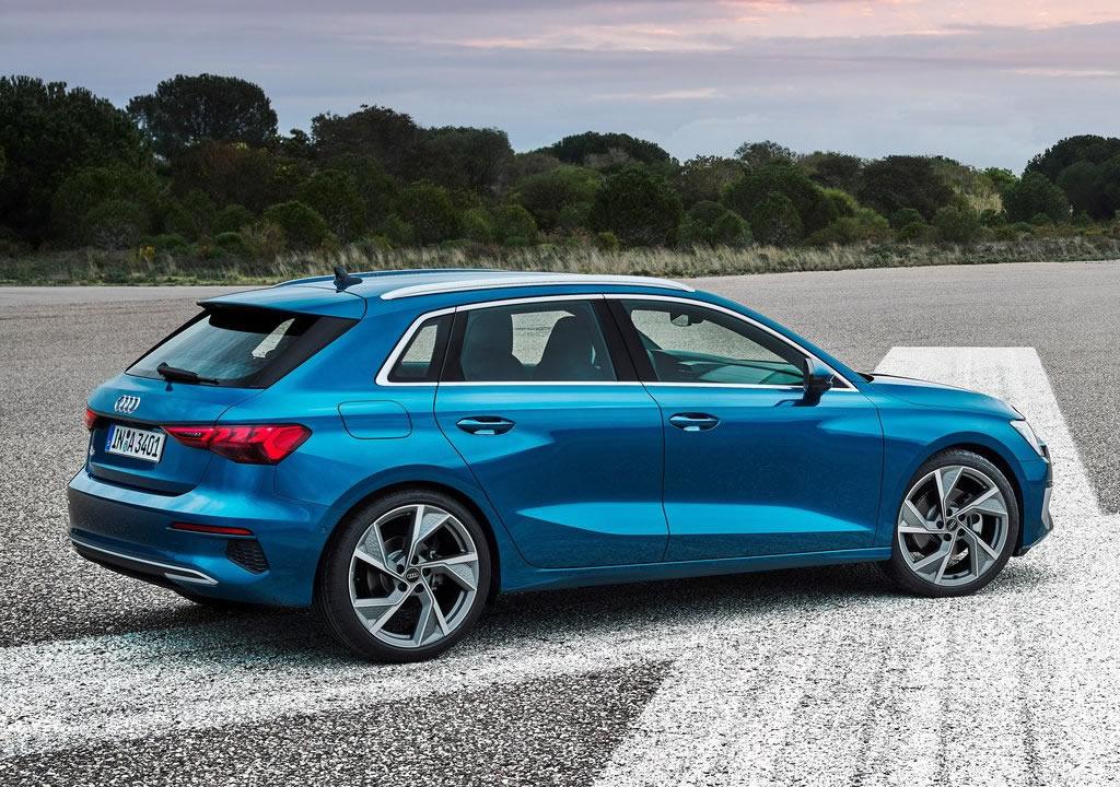 2021 Yeni Kasa Audi A3 Sportback (MK4)