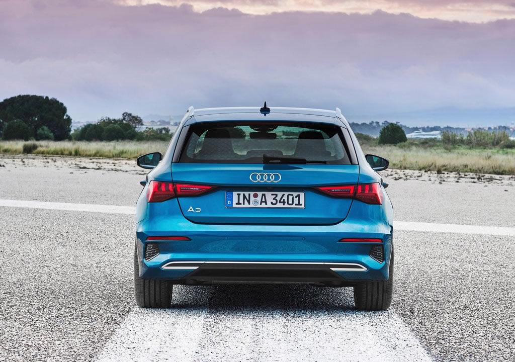 2021 Yeni Kasa Audi A3