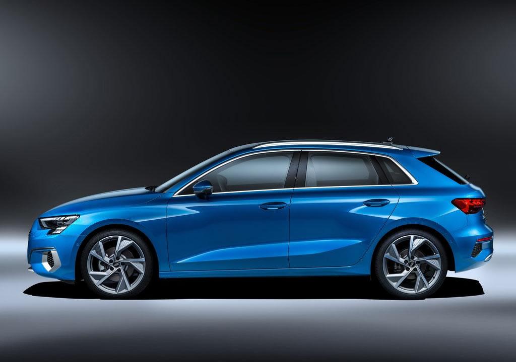 2021 Yeni Kasa Audi A3 Sportback Fiyatı