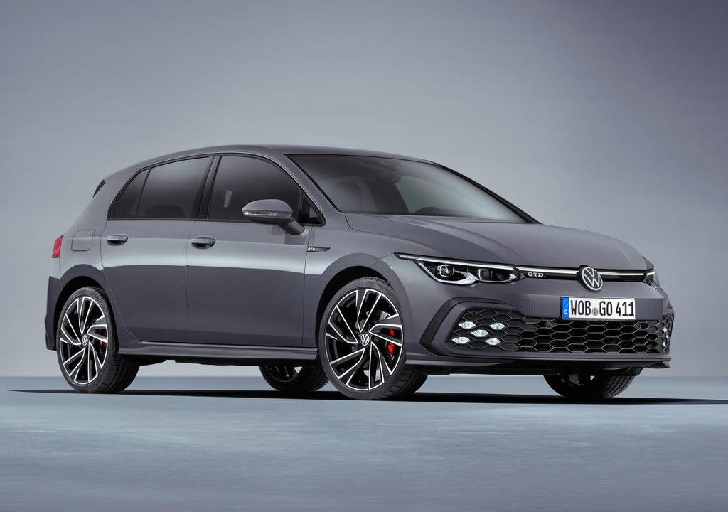 2021 Yeni Kasa Volkswagen Golf 8 GTD Teknik Özellikleri