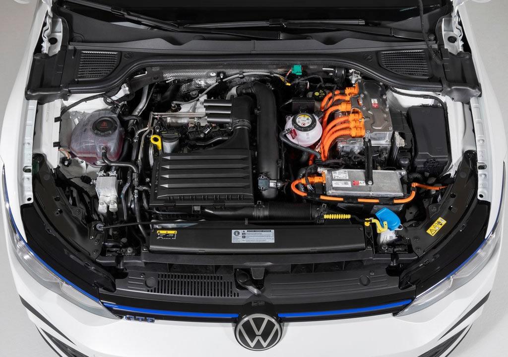 2021 Yeni Kasa Volkswagen Golf GTE Motoru