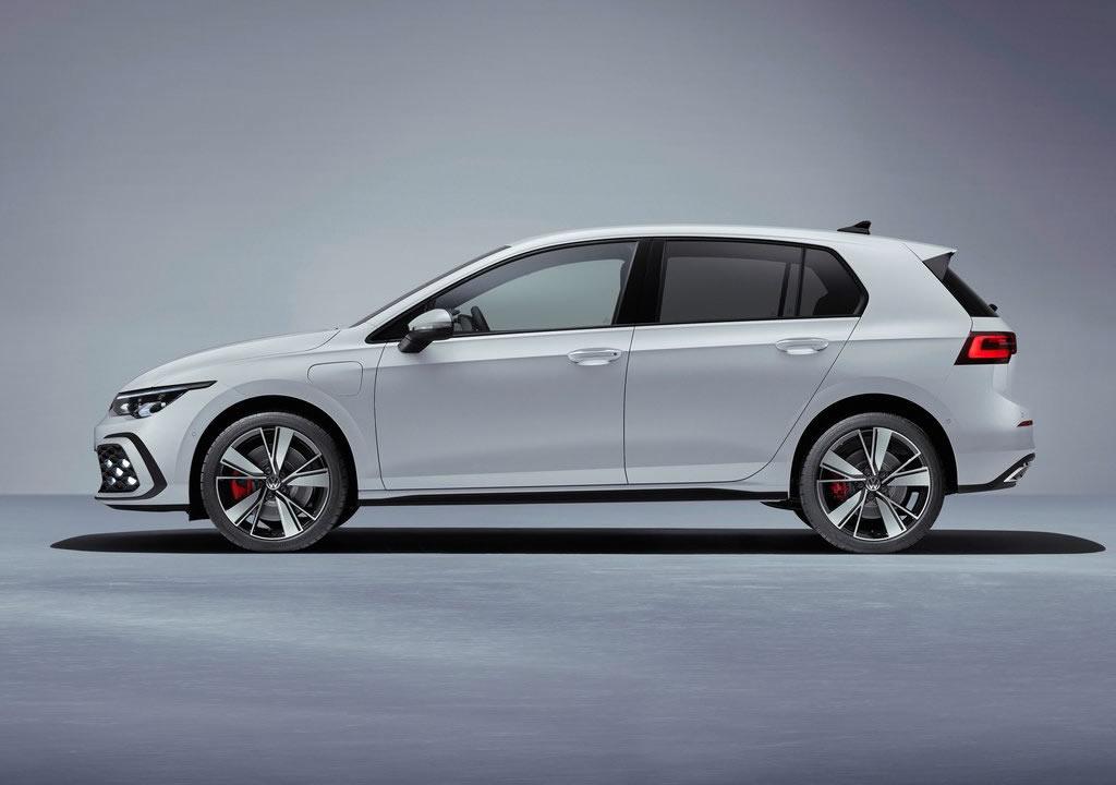 2021 Yeni Kasa Volkswagen Golf GTE