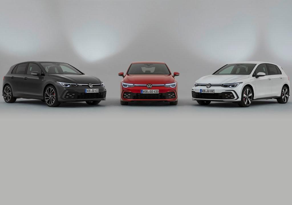 2021 Yeni Kasa Volkswagen Golf GTE 0-100 km/s