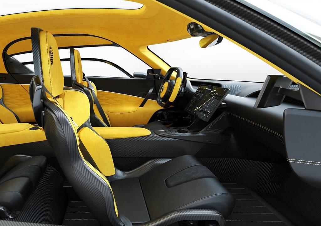 2021 Yeni Koenigsegg Gemera Türkiye