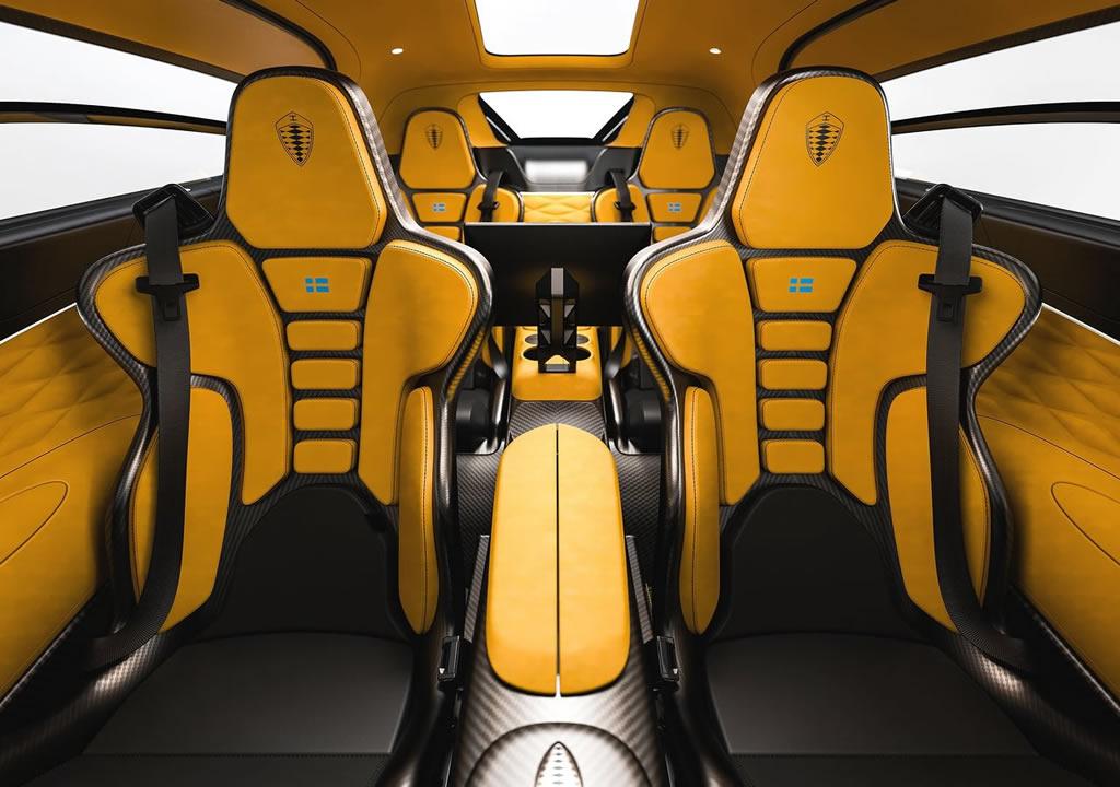 2021 Yeni Koenigsegg Gemera Ne Zaman Çıkacak?