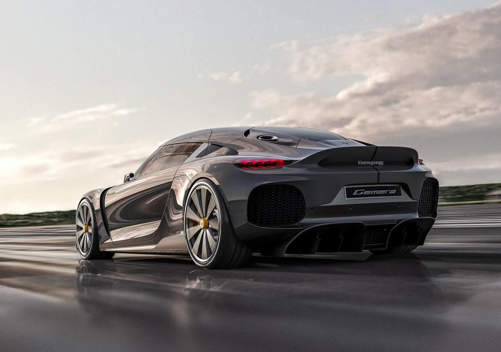 2021 Yeni Koenigsegg Gemera Özellikleri
