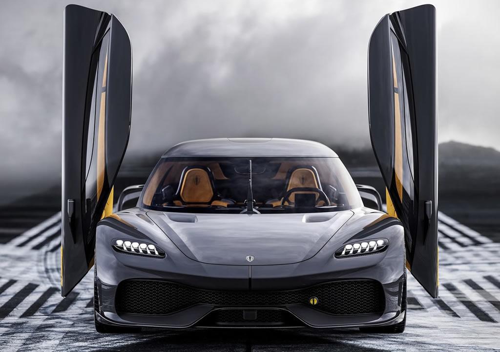 2021 Yeni Koenigsegg Gemera Kaç Beygir?