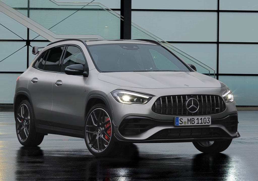 2021 Yeni Mercedes-AMG GLA 45 S