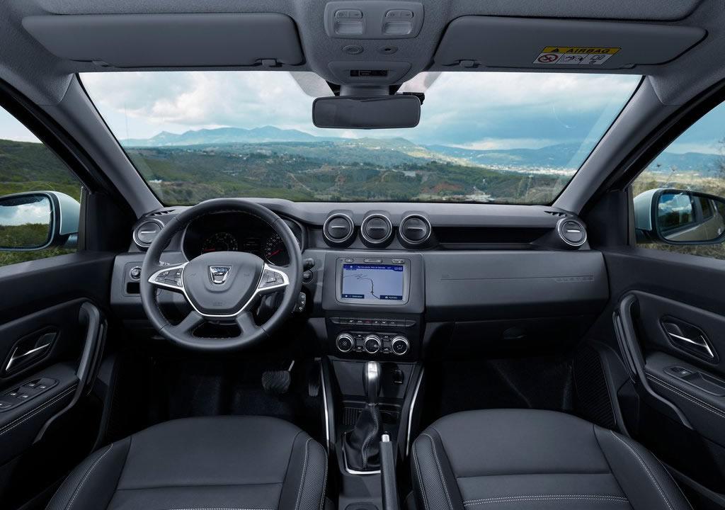 2020 Model Dacia Duster İçi